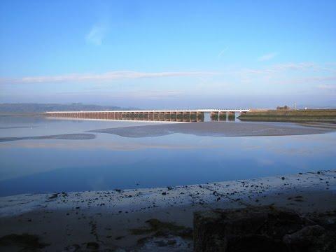 Cumbria Coastal  Walk - Arnside-Arnside Knott-River Kent round