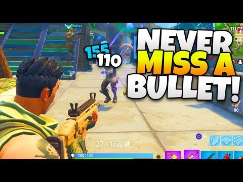 How to Have *PERFECT* Aim & Win More in Fortnite: Battle Royale