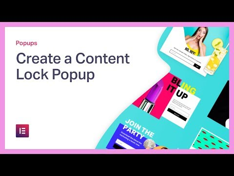 Create a Content Lock Popup in WordPress