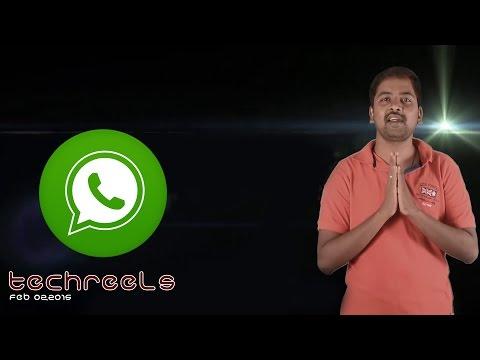 Whatsapp Tricks and Hacks - TechReels Tamil