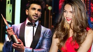 Ranveer Singh's ROMANTIC MESSAGE for Deepika Padukone | IIFA Awards 2016