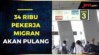 Pemerintah Menyiapkan Skema Kepulangan 34 Ribu Pekerja Migran Indonesia - JPNN.com