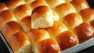 How To Make Soft Sweet Milk Bread | 牛奶小麵包 | Dinner Rolls Recipe