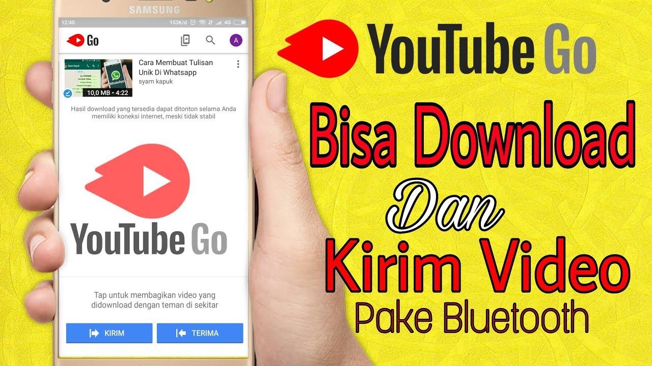 Welcome Youtube Go Pawangkuota Irit Biaya