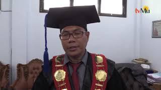 Wisuda STISIP Muhammadiyah Sidrap