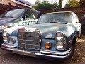 Mercedes 300 SEL 4.5 - Classic Car - M117 4.5 V8