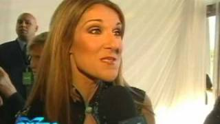 Download Celine Dion Watching Whitney Houston @ wma 2004 MP3 song and Music Video