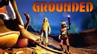 """GROUNDED #1 - GAME SINH TỒN MỚI TRONG THẾ GIỚI CÔN TRÙNG, ĐỒ HỌA BAO """"XỊN"""" ^^"""