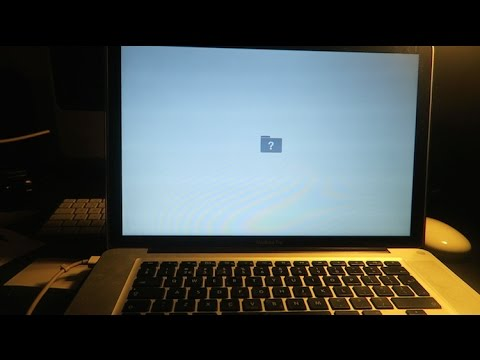 Trying To Fix My Macbook (White Screen Of Death) FIXED