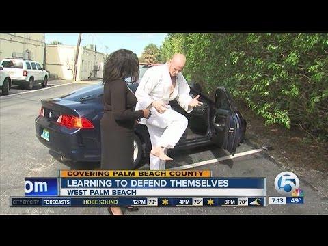Self-defense classes in North Palm Beach
