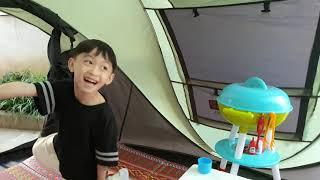 신비아파트 지글지글 더블X캠핑바베큐
