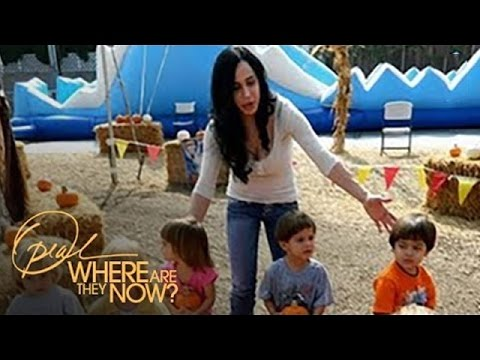 "The ""Octomom"" Addresses Her Controversial Decisions 