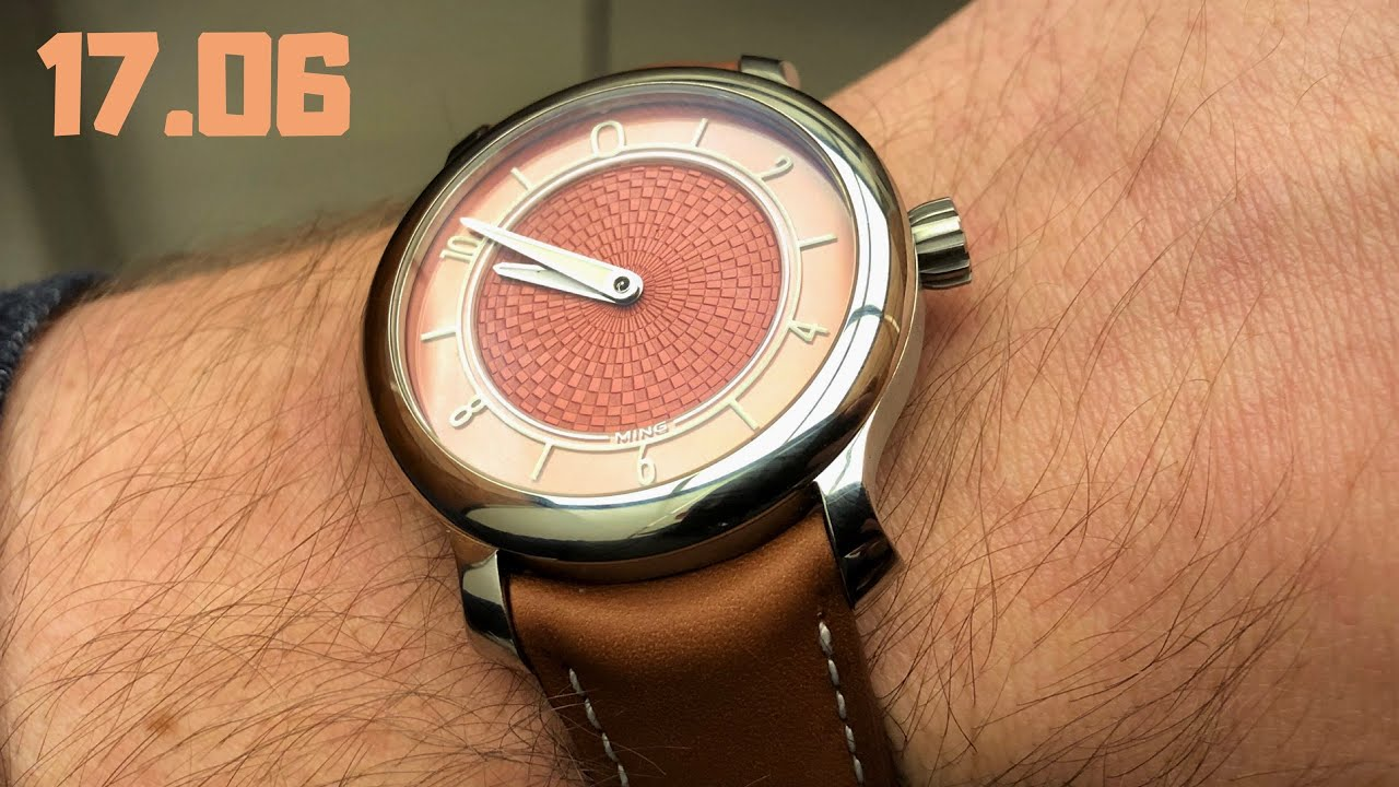 MING Copper 17.06 — a GPHG Winner