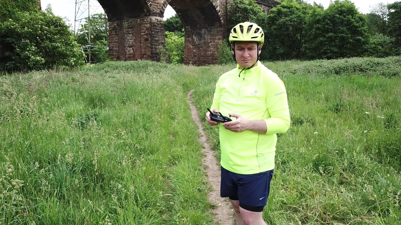 Download Swinton Viaduct - drone
