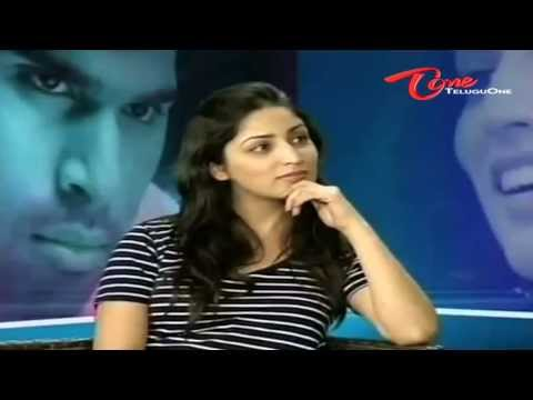Allu Sirish & Yami Gautam Chit Chat Show - Gouravam Movie - 02