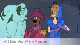Top 25 Scooby-Doo Where Are You? episodes