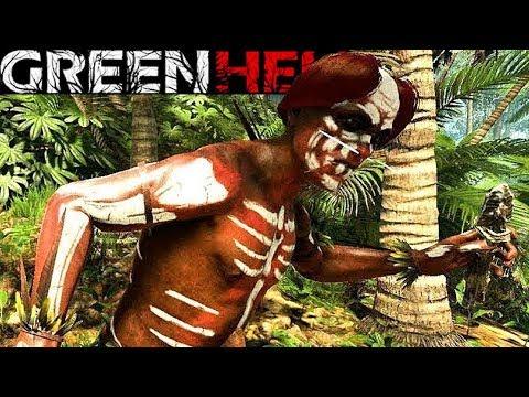 ATTAQUE D'INDIGÈNE ! | Green Hell #Ep7