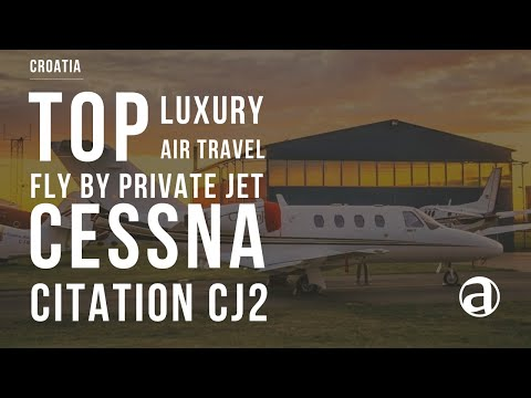 Private Jet | Cessna Citation CJ2 | Private Jet Charter | Aircraft Charter | Air Concierge antropoti