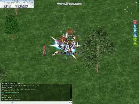 Ragnarok Revolution DB Field