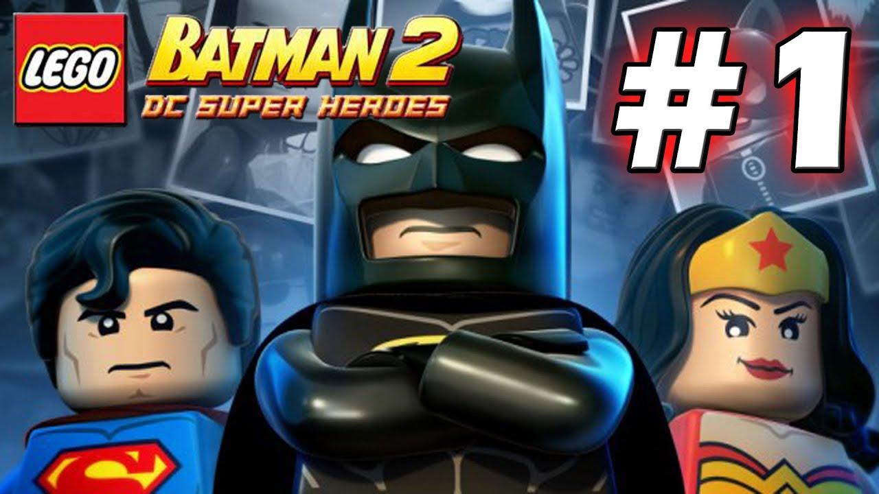 Lego Batman 2 Dc Super Heroes Episode 1 Theatrical