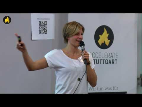 Corporate Startup Meetup Stuttgart (12.04.17)  - Intro + Vortrag Tine Wienhold EnbW