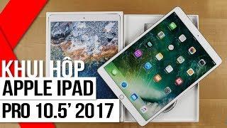 FPT Shop - Đập hộp iPad Pro 10.5