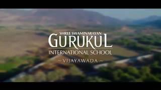 Bird view Swaminarayan Gurukul Vijayawada - ADMISSION OPEN