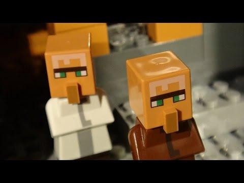 LEGO MINECRAFT - THE VILLAGE