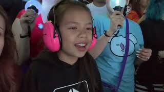 VLOG: We saw BTS at Rose Bowl LA!! (Day 1)   Концерт BTS в ЛА!! (4 мая)