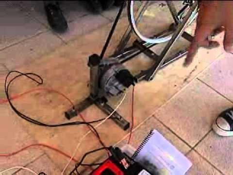 Bicicletas generadoras de electricidad en tvn maule youtube - Generador de electricidad ...