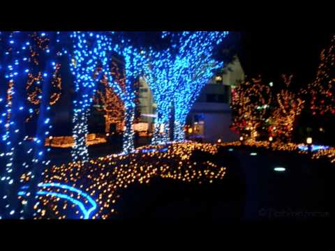 We Wish You A Merry Christmas - Japanese Christmas Song (HD)