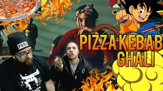 GHALI - PIZZA KEBAB | REACTION /SPUNTI DI RIFLESSIONE | ARCADEBOYZ | FADA & BARLOW
