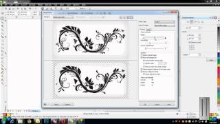 how to trace image in coreldraw x6