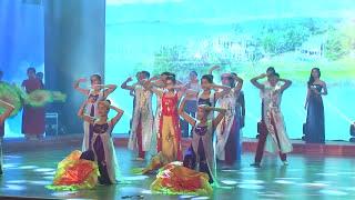 Vĩnh Phúc thênh thang trên con đường mới Đoàn ca múa nhạc tỉnh Vĩnh phúc nhà hát lớn tỉnh