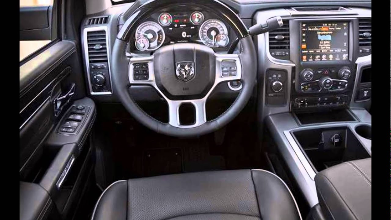 Awesome 2016 Dodge Ram 2500 Big Horn Interior Pictures