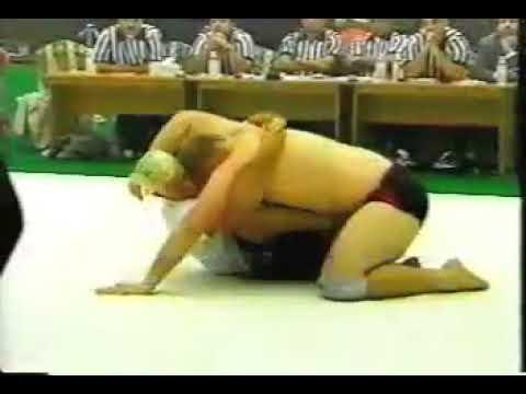 Josh Barnett vs Ricardo Almeida (ADCC 2000)