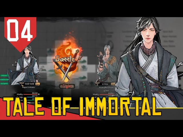 BELAS PERNAS - Tale of Immortal #04 [Série Gameplay Português PT-BR]