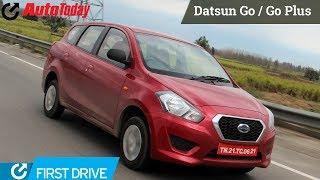 Datsun GO & GO+ | First Drive | AutoToday