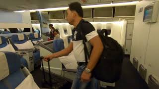 Video Philippine Airlines B777-300 MNL-LAX PR 102 Business Class (Old Version) download MP3, 3GP, MP4, WEBM, AVI, FLV Juni 2018