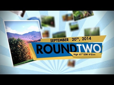 2014 Green Mountain Championship - Round 2 - (Lizotte, Wysocki, Dore, Brinster and Schusterick)