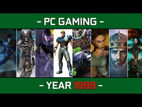 Best PC Games of the Year 1999 - Good Gold Games