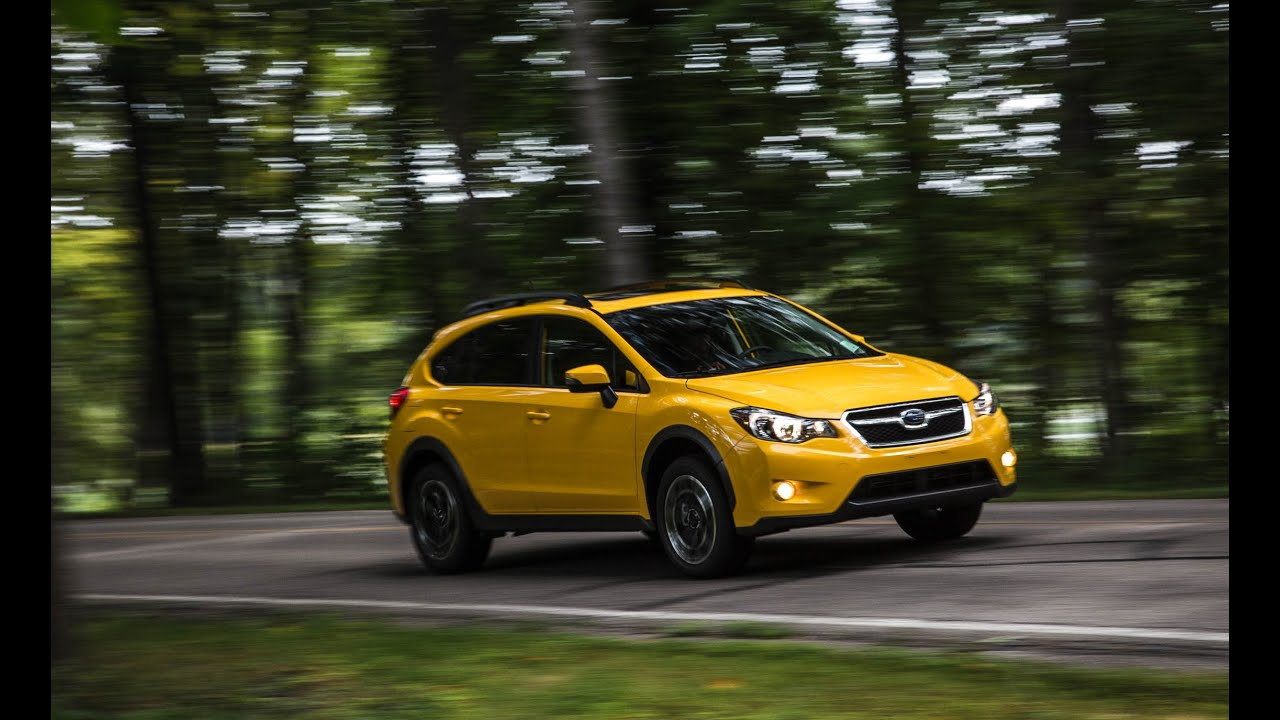 2015 Subaru XV Crosstrek 2 0i CVT The Retina Searing Sunrise Yellow