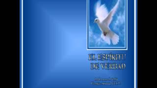 MENSAJE EN MP3-- EL ESPÍRITU DE VERDAD--WILLIAM BRANHAM