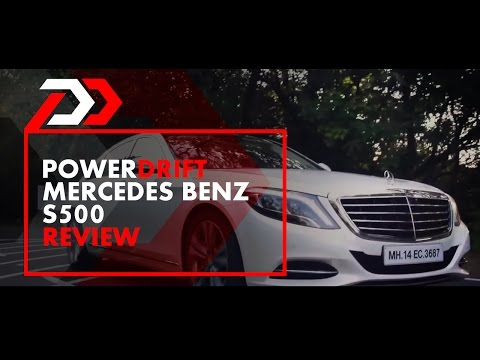 Mercedes Benz S Class : S500: Featurette