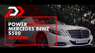 Mercedes-Benz S Class: S500: Featurette