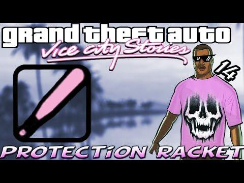 GTA VCS [:14:] Protection Racket [100% Walkthrough]