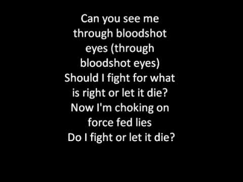 Bullet For My Valentine The Last Fight LYRICS