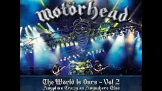 Motörhead - The Thousand Names Of God (Guitar Solo) - The World Is Ours (Vol. 2 - Cd 1)
