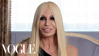 Donatella Versace - Vogue Voices