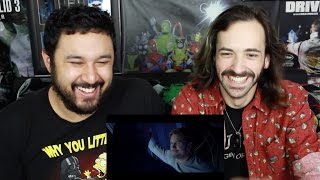 GUARDIANS OF THE GALAXY VOL. 2 Official TEASER TRAILER REACTION & REVIEW!!!